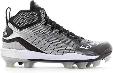 Men's Catalyst Molded Mid Cleats - 8 Color Options - Multiple Sizes