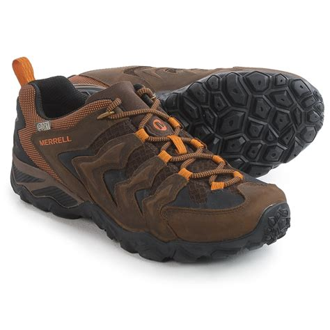 Men's Chameleon Shift Ventilator Waterproof Hiking Shoe