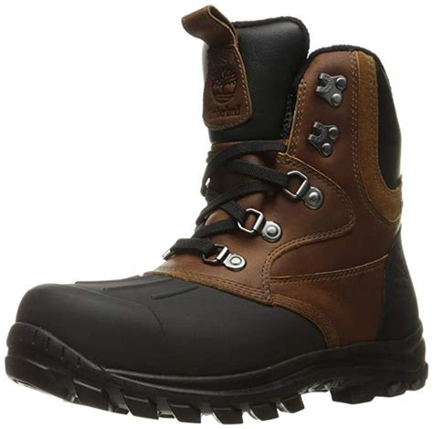 Men's Chillberg Mid Shell Toe WP Ins Snow Boot