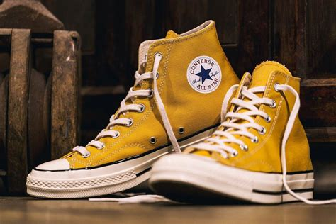 Men's Chuck Taylor All Star 70, Yellow/Ivory