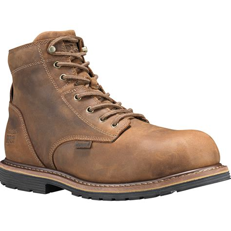 Men's Classic 6' Waterproof CST Work Boot