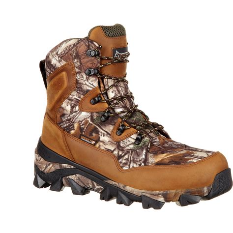Men's Claw Insulated Waterproof Hunting Boot