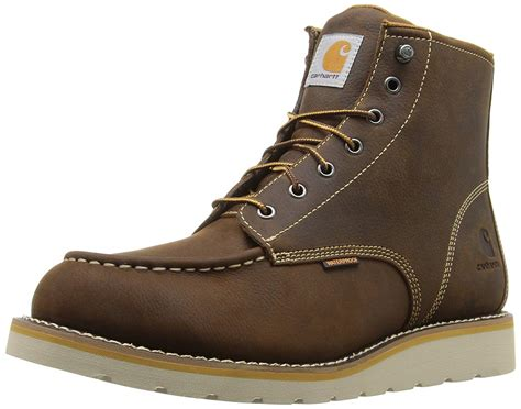 Men's Cmw6095 6' Casual Wedge Work Boot