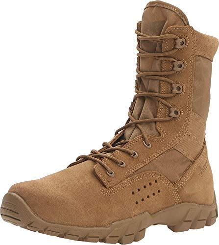 Men's Cobra Jungle Coyote Tactical Jungle Boot