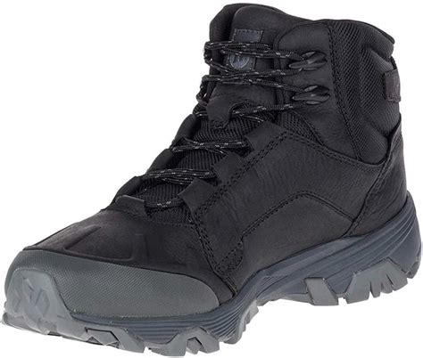 Men's Coldpack Ice+ 8' Zip Polar Wtp Snow Boot