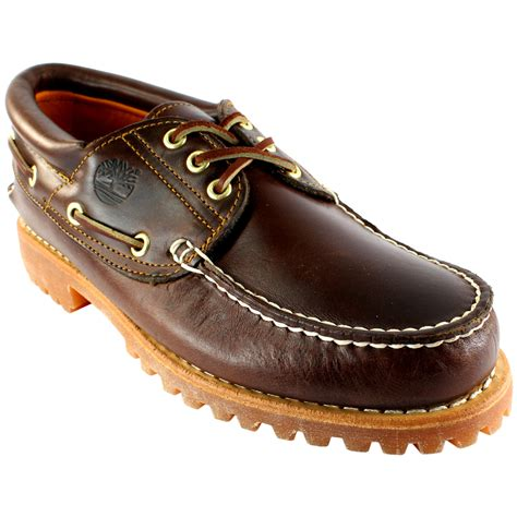 Men's Company, Classic Lace up Boat Shoe