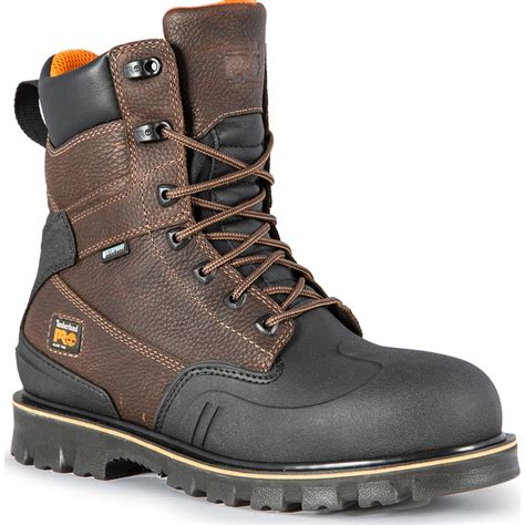 Men's Composite Toe Waterproof Work Boot 754