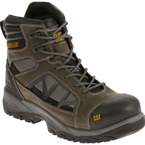 Men's Compressor 6' Waterproof Comp Toe Work Boot