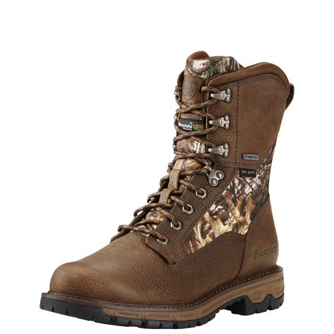 Men's Conquest Round Toe 8' GTX 400g Hunting Boot