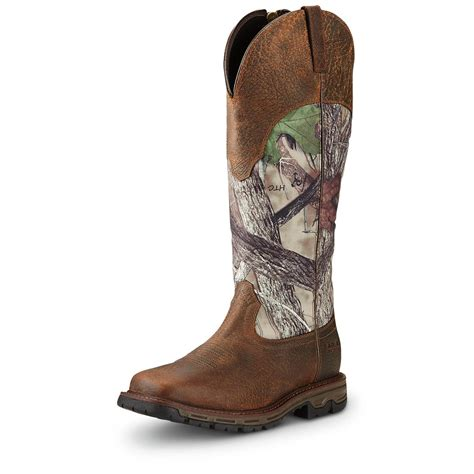 Men's Conquest Snakeboot H2O Hunting Boot