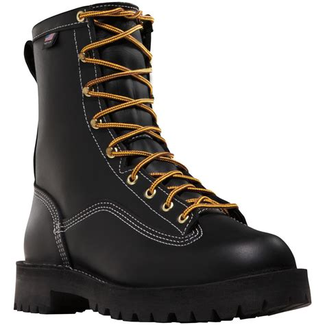 Men's Crafter 8 inch Non-Metallic Toe Work Boot