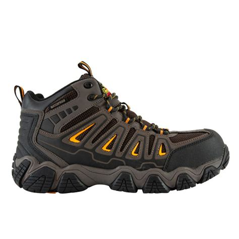 Men's Crosstrex Mid Composite Leather Safety Toe