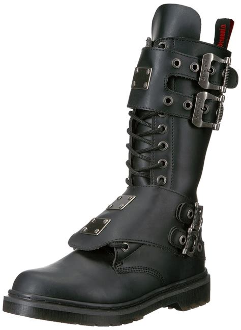 Men's Def302/B/Pu Boot
