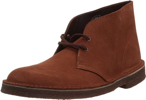 Men's Desert Chukka Boot, Tan Tumbled Leather, 10.5 Medium US