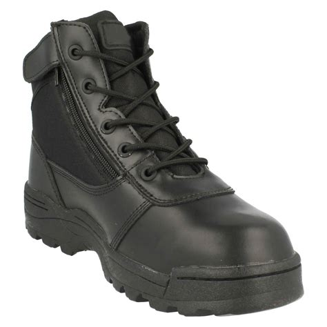 Men's Dura-Max Mid Zipper Work Boot
