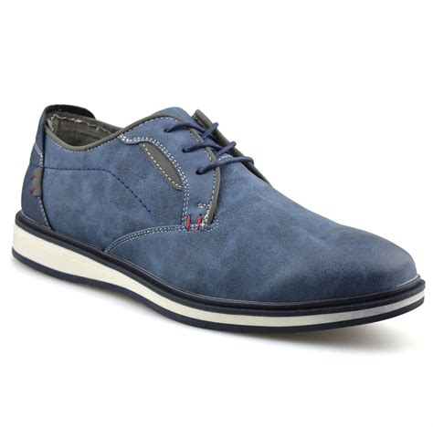 Men's Electric Casual Comfort Lace Up Oxfords