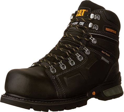 Men's Endure 6' Superduty Waterproof Steel-Toe Work Boot