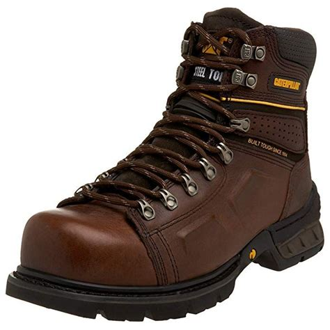 Men's Endure Super Duty 6' Steel Lace To Toe Boot