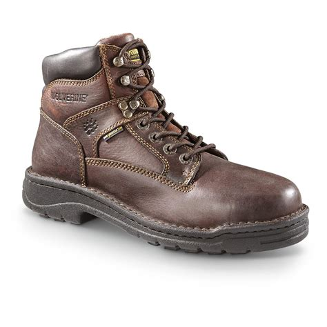 Men's Exert Durashock Steel Toe Boot