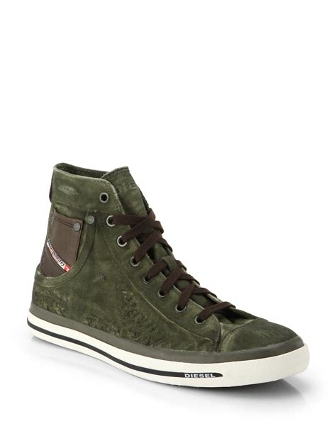 Men's Exposure High-Top Sneaker