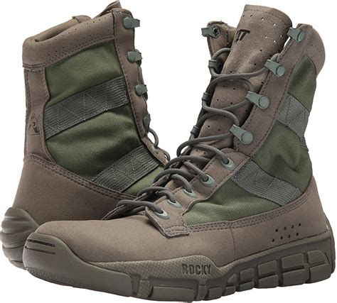 Men's FQ0001073 Military and Tactical Boot