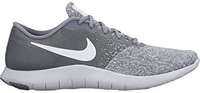 Men's Flex Contact Running Shoe (11 UK, Cool Grey/White-Pure Platinum)