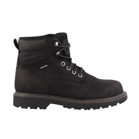Men's Floorhand 6 inch Waterproof Steel Toe Work Shoe