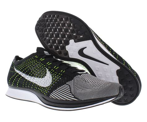 Men's Flyknit Racer Running Shoes