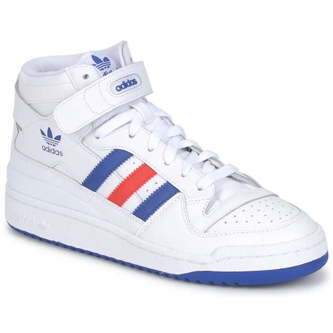 Men's Forum Mid Refined Fashion Sneakers