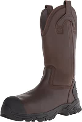 Men's Full Grain Brawny WPF Comp Toe Work Boot