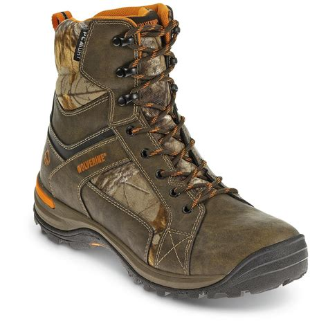 Men's Fury Insulated Waterproof Hunting Boot