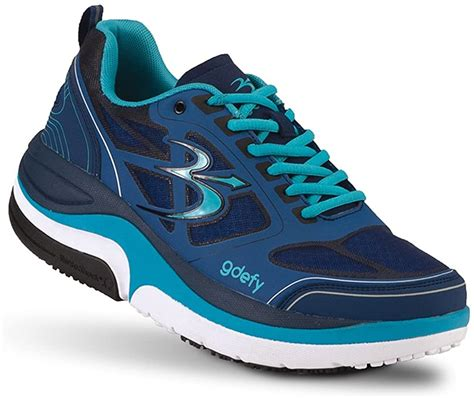 Men's G-Defy Ion Clinically Proven Pain Relief Shoes - Great for Plantar Fasciitis