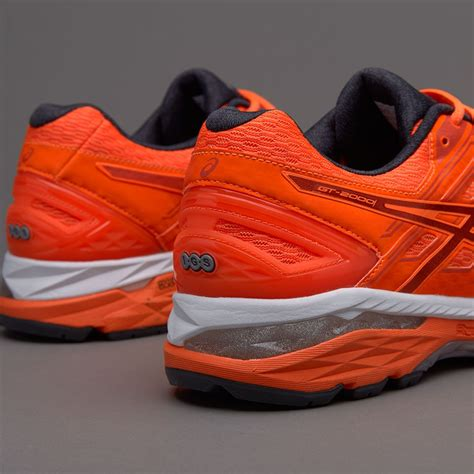 Men's GT-2000 5, Shocking Orange/Dark Grey/Spicy Orange