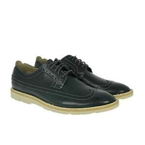 Men's Gambeson Style Wing Tip Oxford
