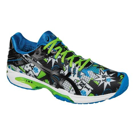Men's Gel Solution Speed 3 NYC Limited Edition Tennis Shoe