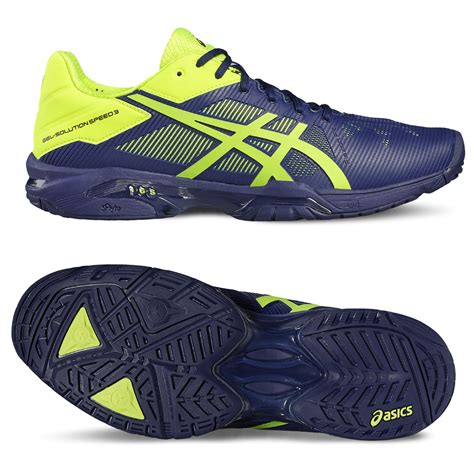 Men's Gel-Solution Speed 3 Tennis Shoe