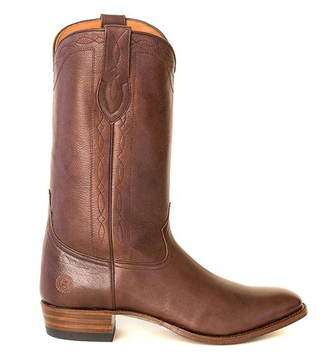 Men's Guadalupe Cowboy Boot with Walking Heel US