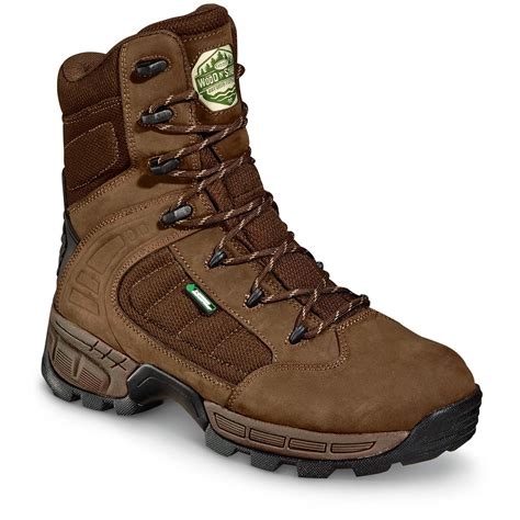 Men's Gunner 8' Hunting Shoes