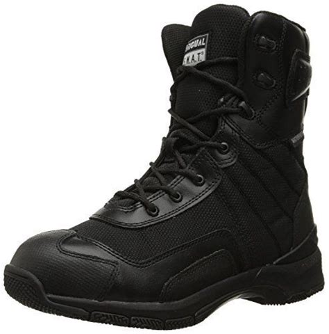 Men's H.A.W.K. 9 inch Side-Zip Military and Tactical Waterproof Boot