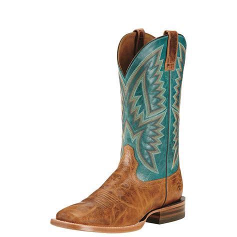 Men's Hesston Western Cowboy Boot