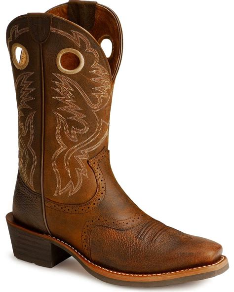 Men's High Country Western Cowboy Boot