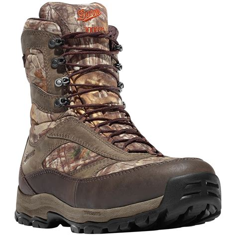 Men's High Ground 8' InsulatedHunting Shoes