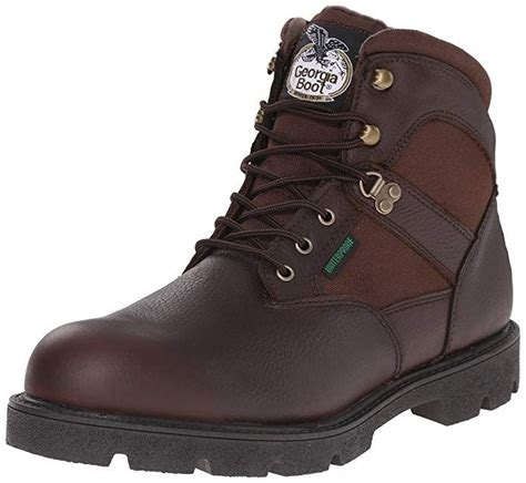 Men's Homeland 6' Steel Toe m Steel Toe Work Boot