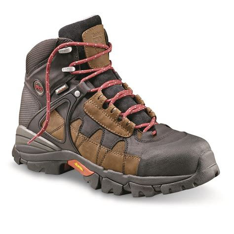 Men's Hyperion Waterproof Work Boot