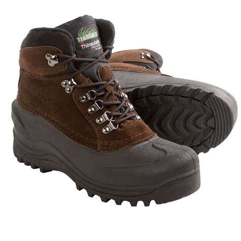 Men's Icebreaker Insulated Winter Boot