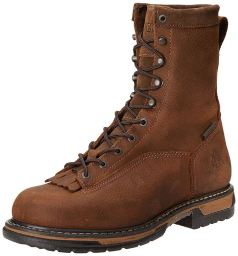 Men's Iron Clad Eight Inch LTT Work Boot