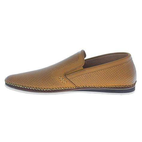 Men's Jack Perforated Slip On Fashion Sneaker