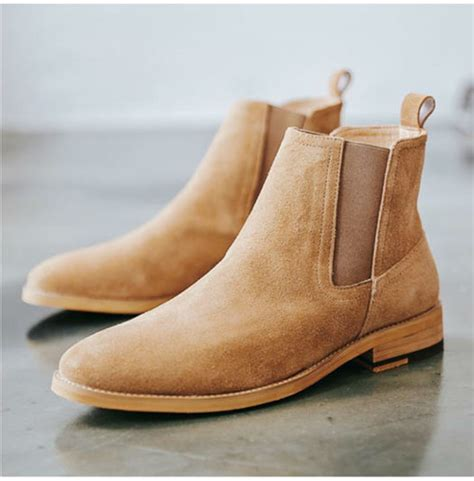Men's Jae Suede Boot