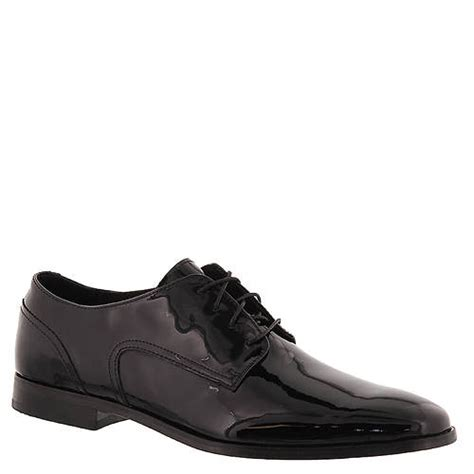 Men's Jet Plain Oxford