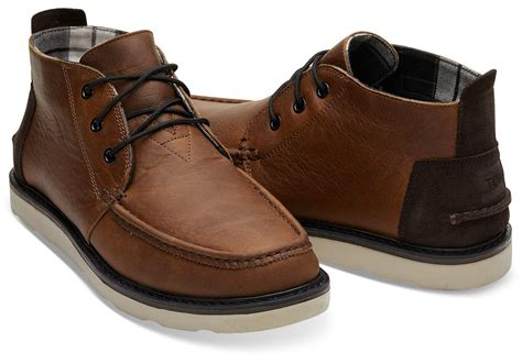 Men's Johnny Chukka WaterproofLeather Boot